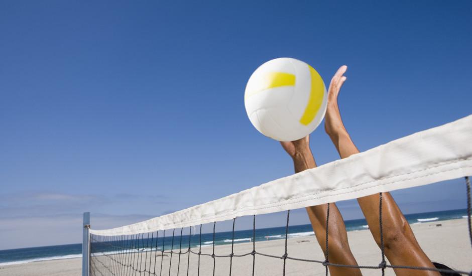 Volleyball De'Schedderlinge des TSV Gahlenz
